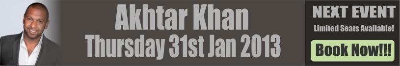 Akhtar Khan Bucks Property Meet Speaker